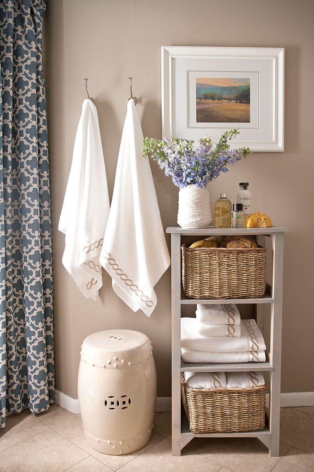 Best Paint Bathroom Storage Ideas