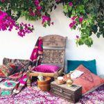 Bohemian Garden Decoration