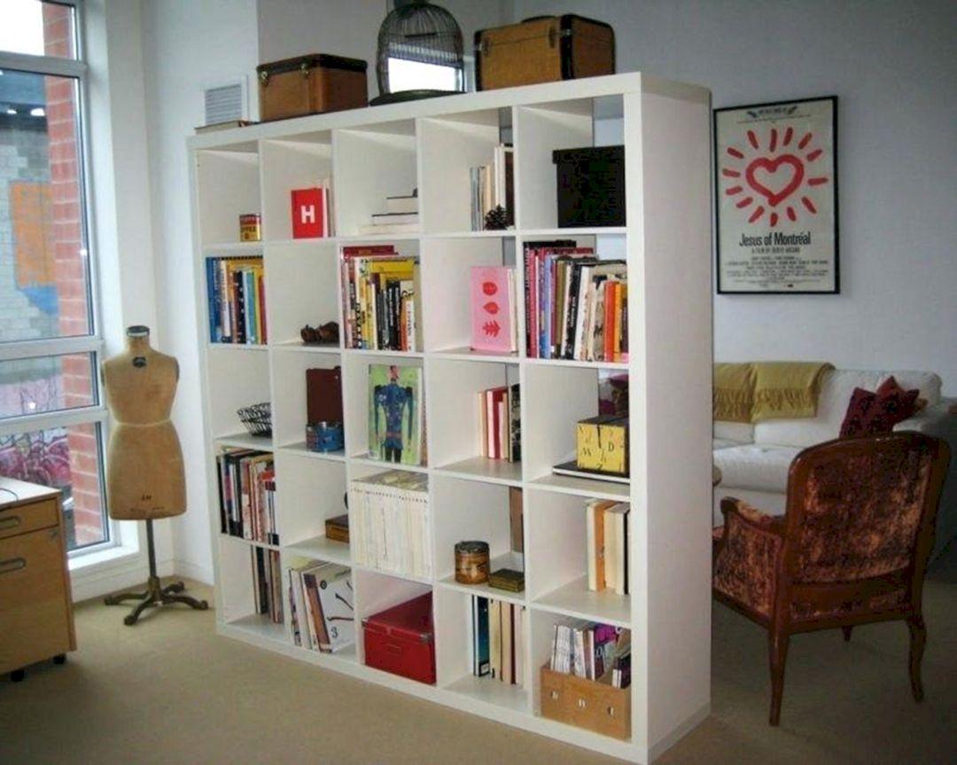 Book Cabinet Room Divider