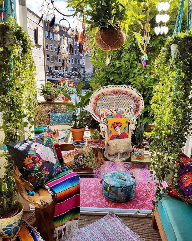Dreamy Boho Garden Ideas
