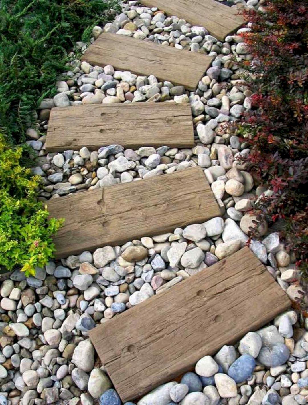 Garden Pathway Ideas Decoredo