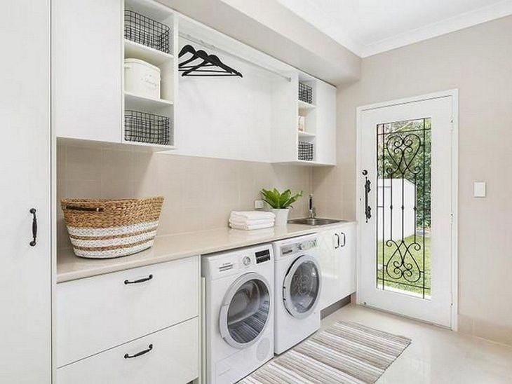 Genius Laundry Room Design Ideas
