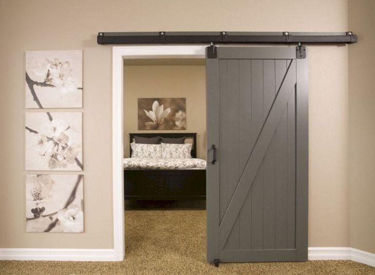 Installing Barn Door Design