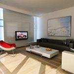 MInimalist Living Room Decor