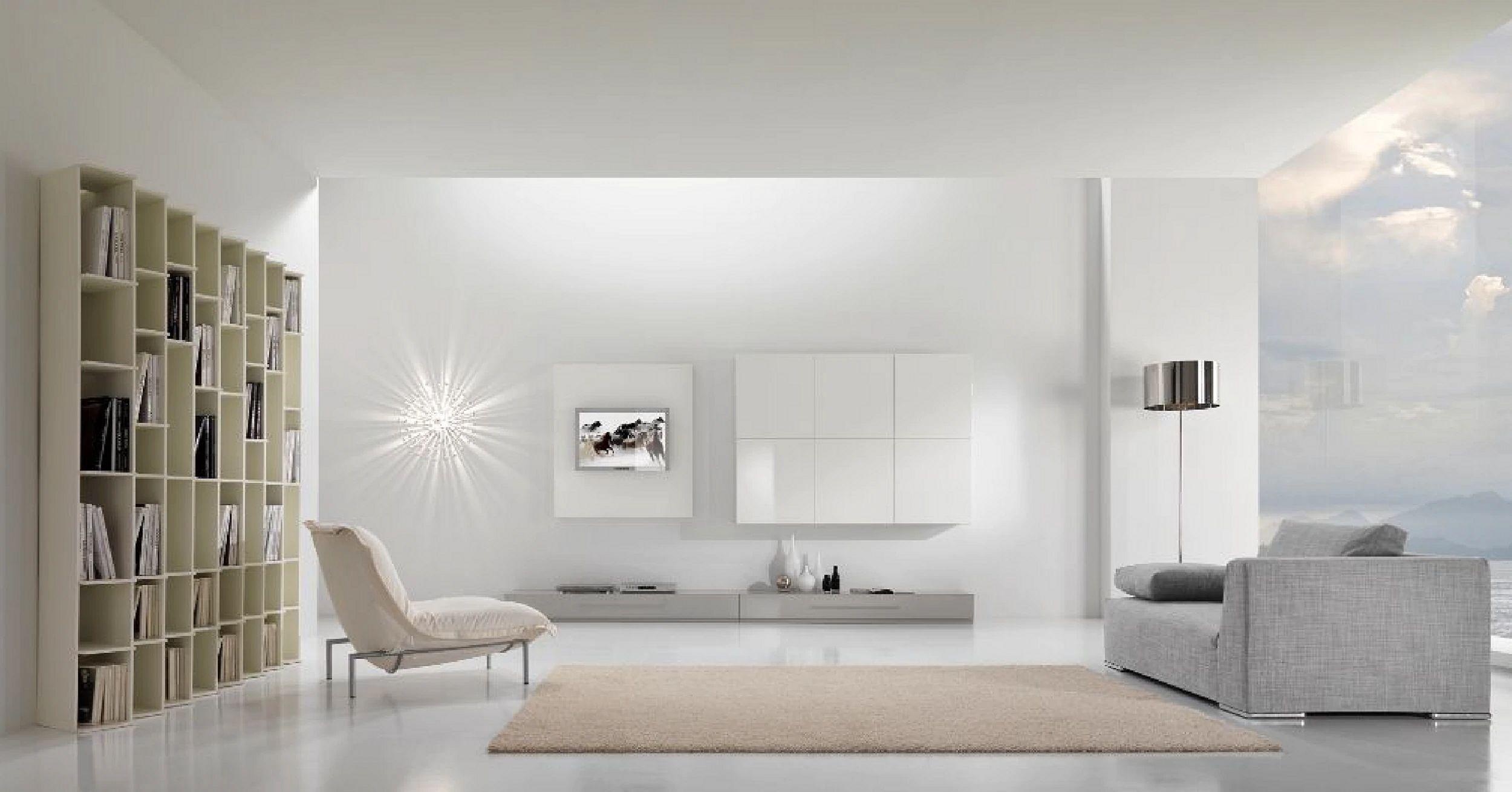 Modern Minimalist Living Room Decor