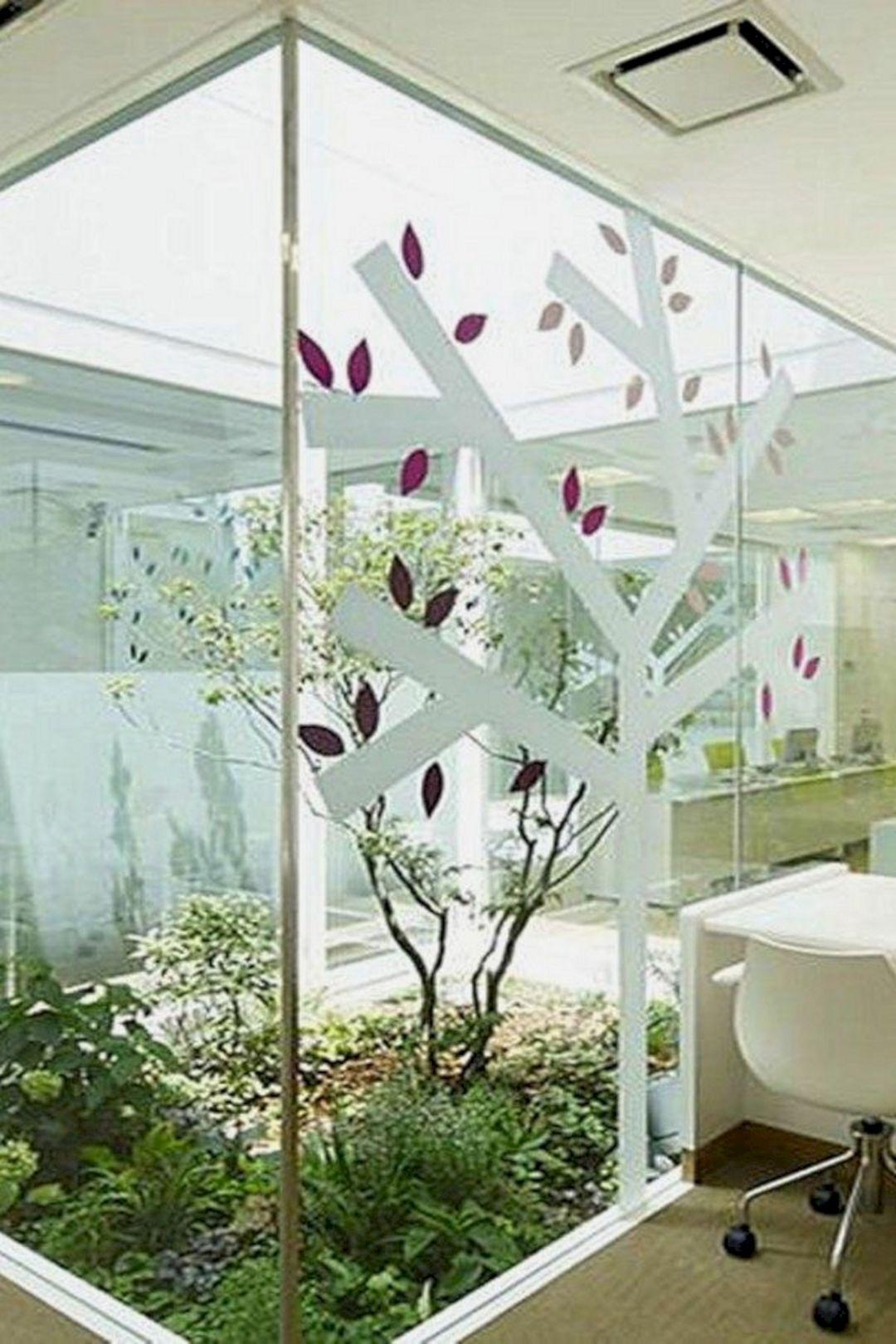 Simple Indoor Garden Decoration