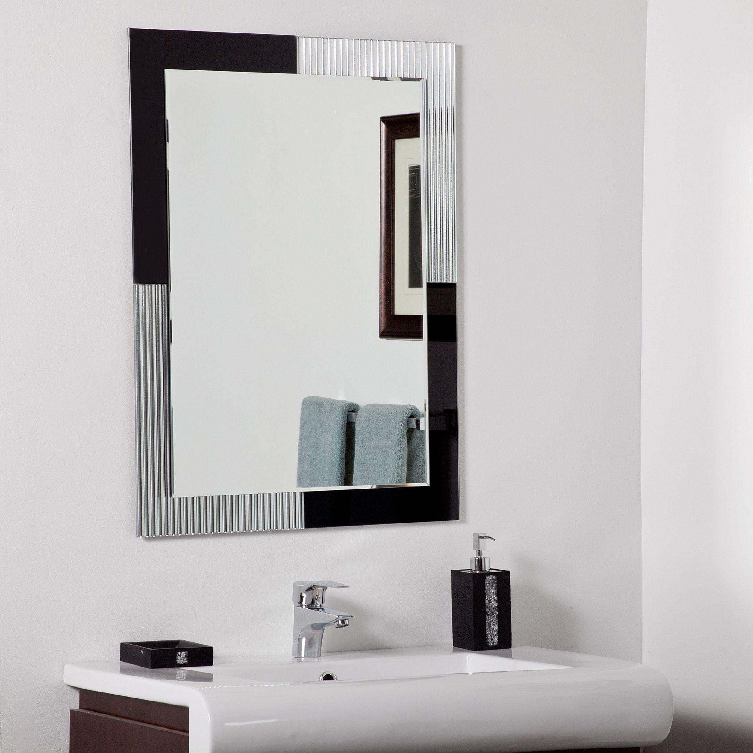 Wonderland Banthroom Mirror Ideas
