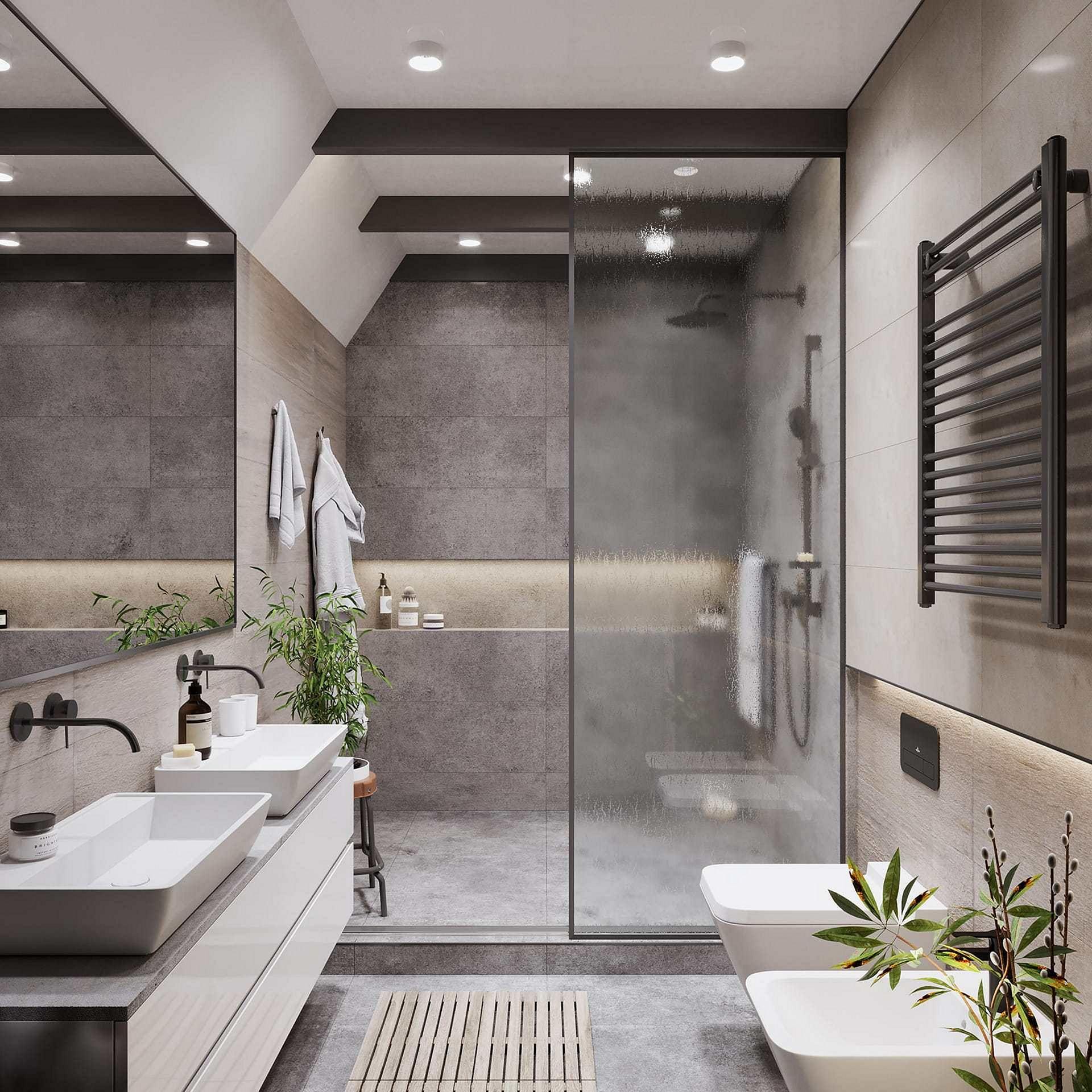 Brilliant Modern Bathroom Ideas