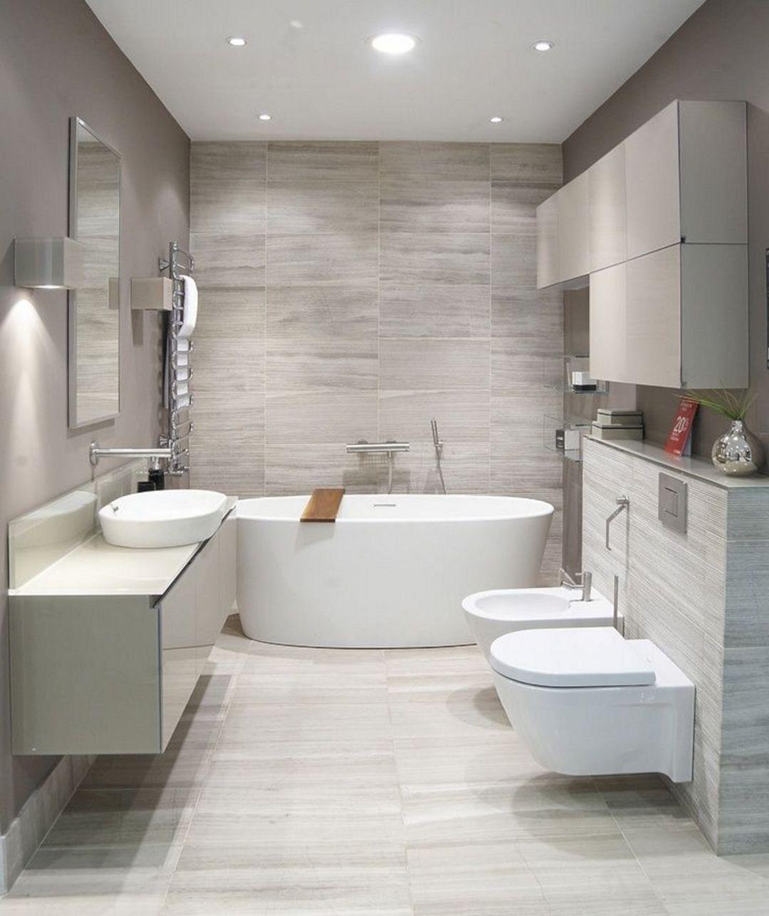 Minimalist Modern Bathroom Ideas