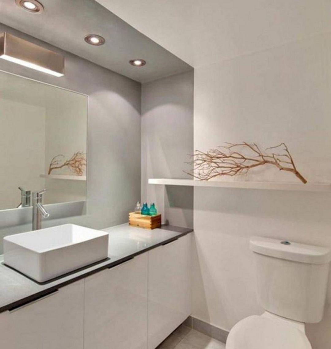 Modern Bathroom Decoration