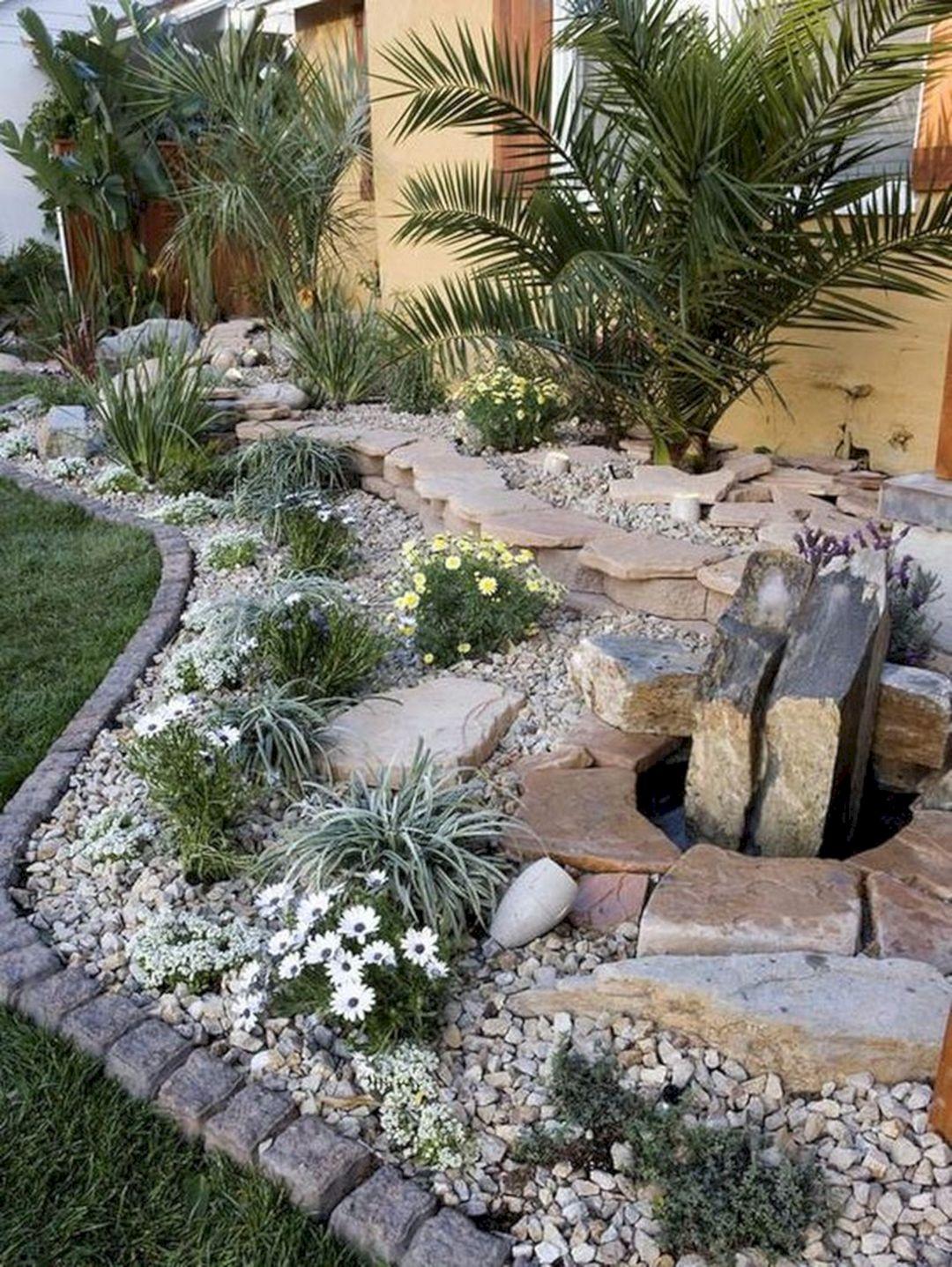 Stunning Rock Garden Ideas