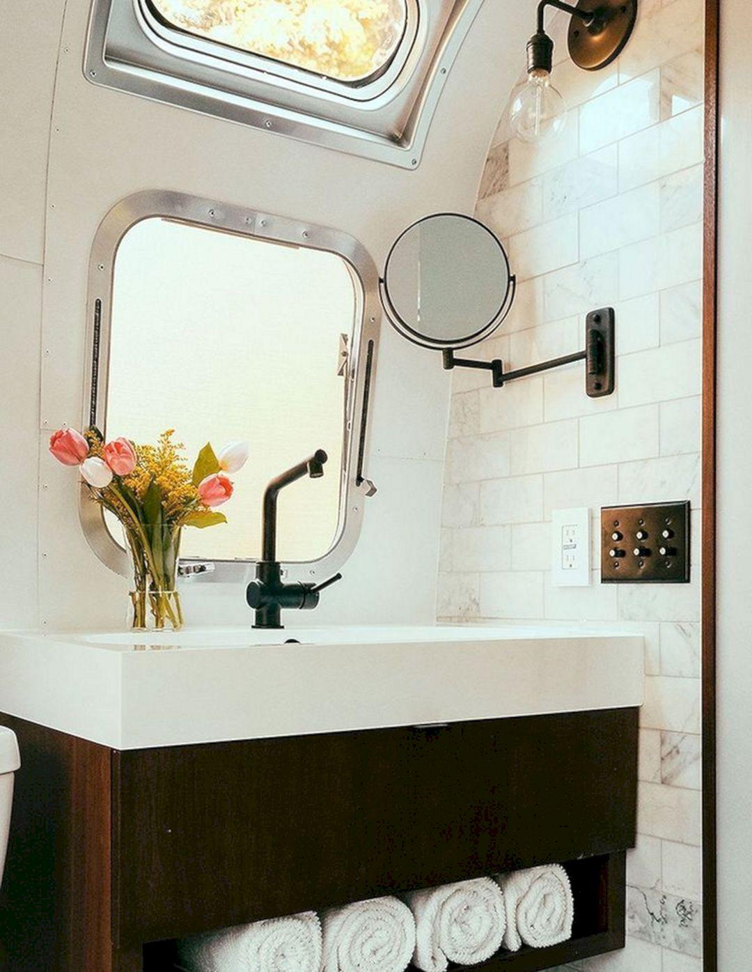 Modern RV Bathroom Design
