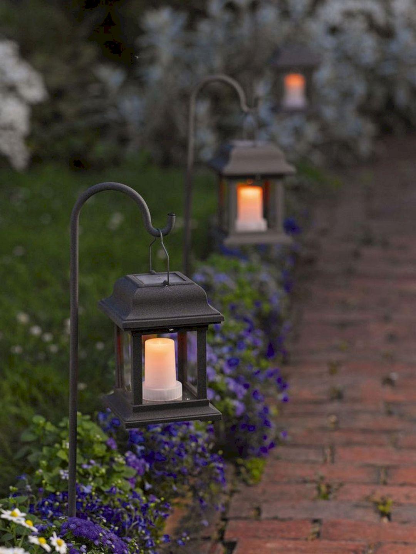 Solar Backyard Lighting ideas