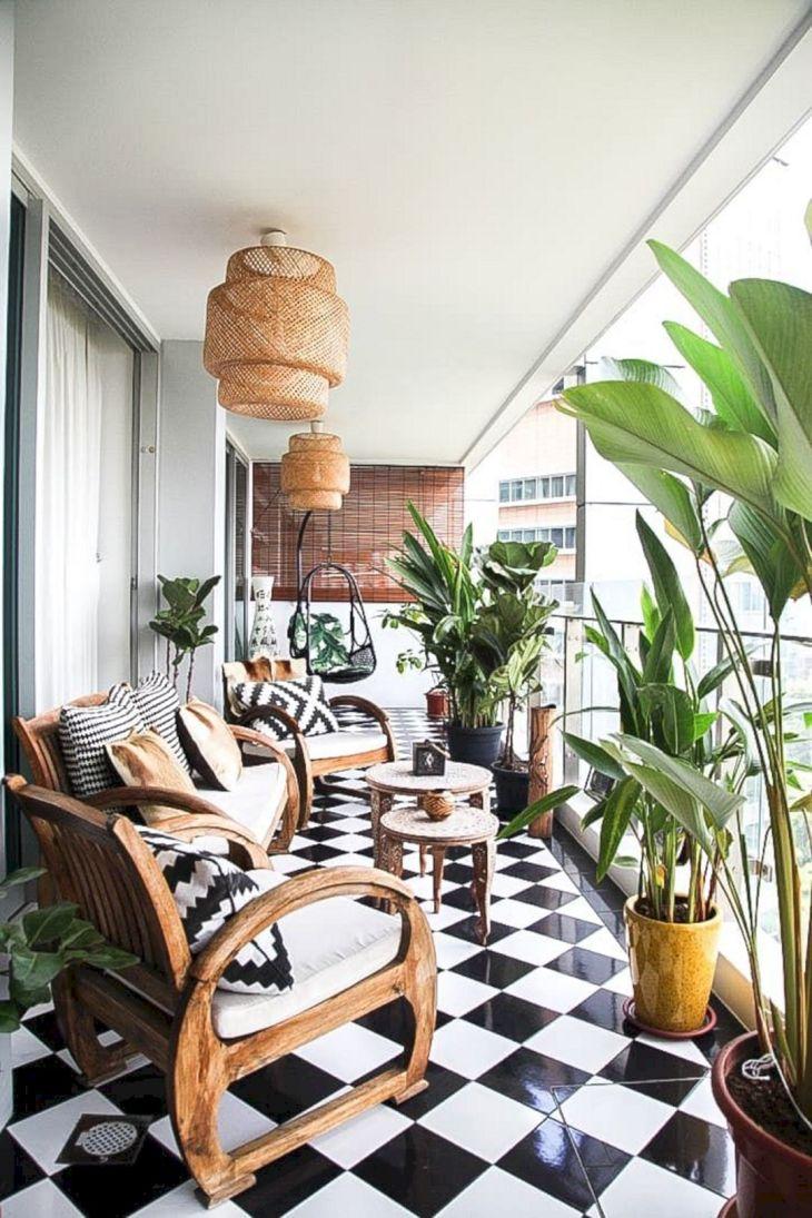 Stylish Balcony Decoration Ideas
