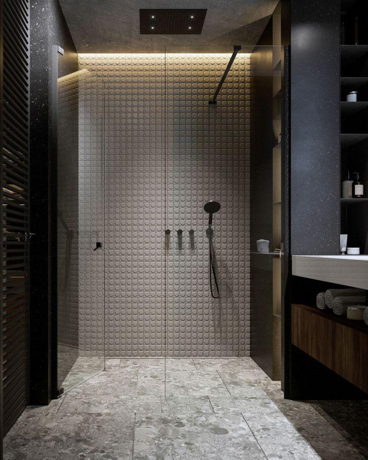 Bathroom Shower Light Ideas
