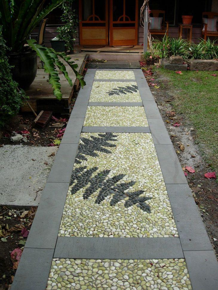 Amazing DIY Garden Pathway Ideas