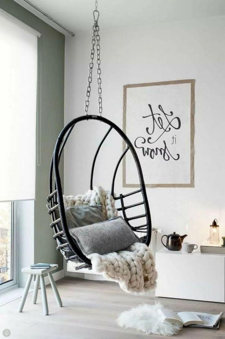 Astonishing Living Room Hanging Chair