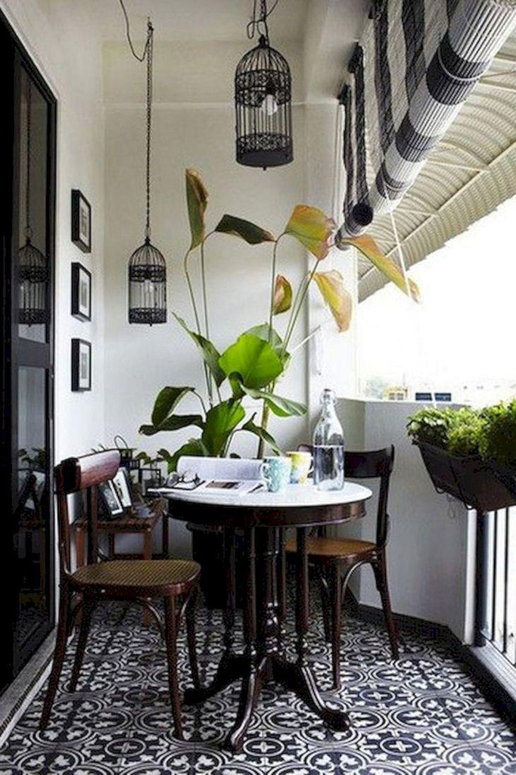 DIY Home Apartment Balcony Ideas