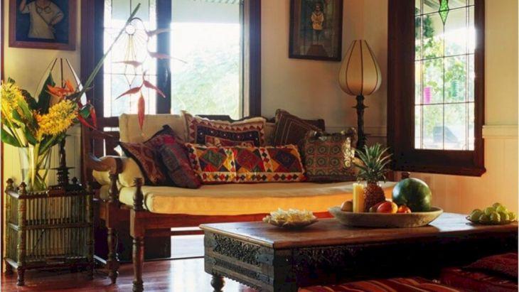 Indian Interior Style Ideas