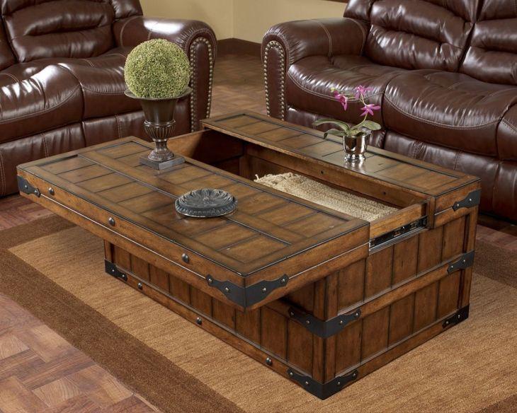 Pallet Wood Table Ideas