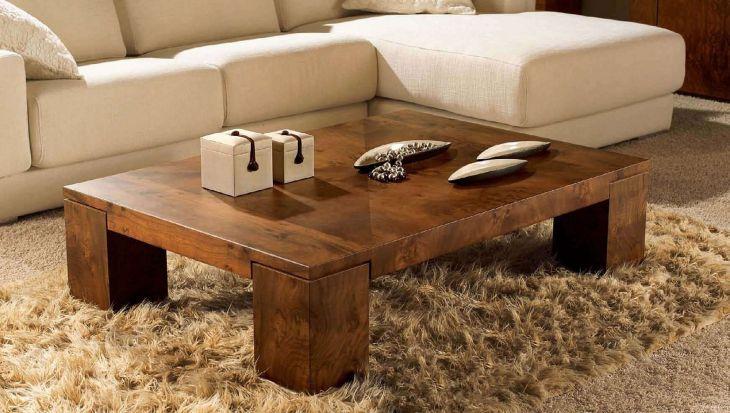 Rustic Wood Table Design ideas