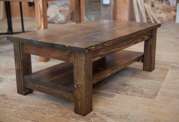 Rustic Wood table Ideas
