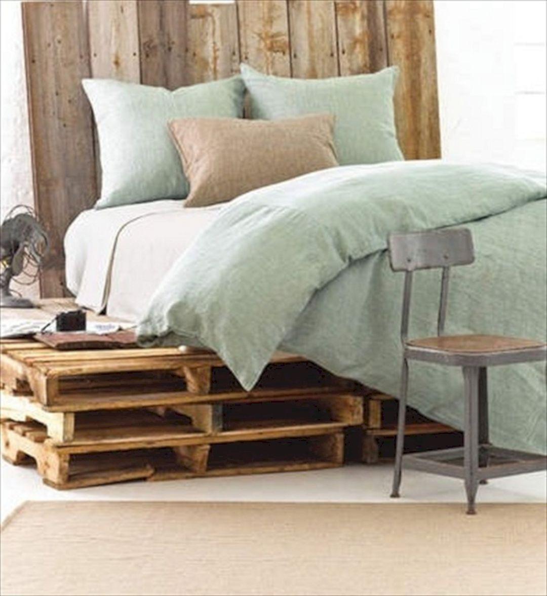 Wood Bed Frame Design Ideas