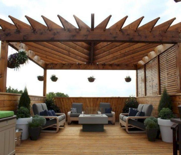 Wooden Deck Design Ideas
