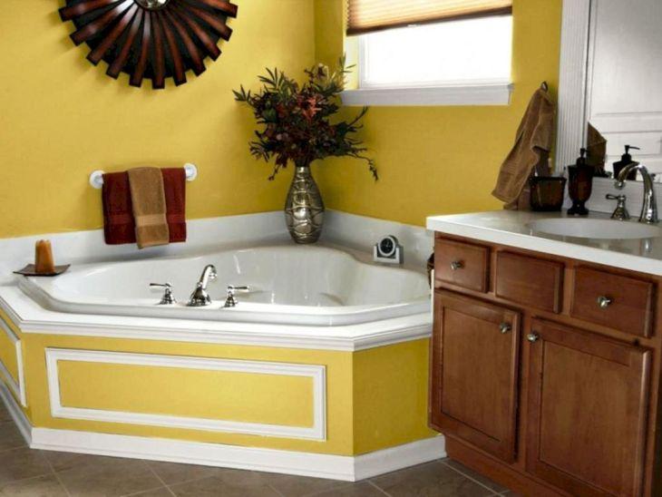 Yellow Bathroom Color Ideas