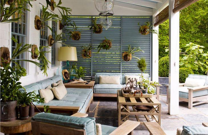 Best Outdoor Living Room Designs