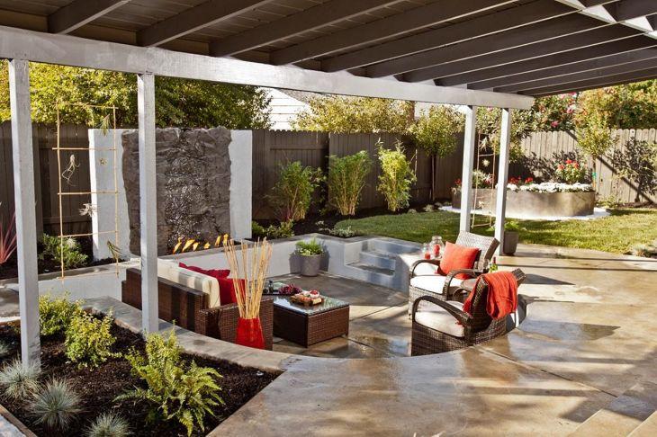 Wonderful Outdoor Living Ideas