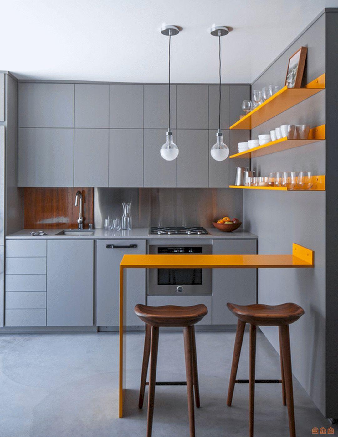 Awesome Minimalist Kitchen Idea