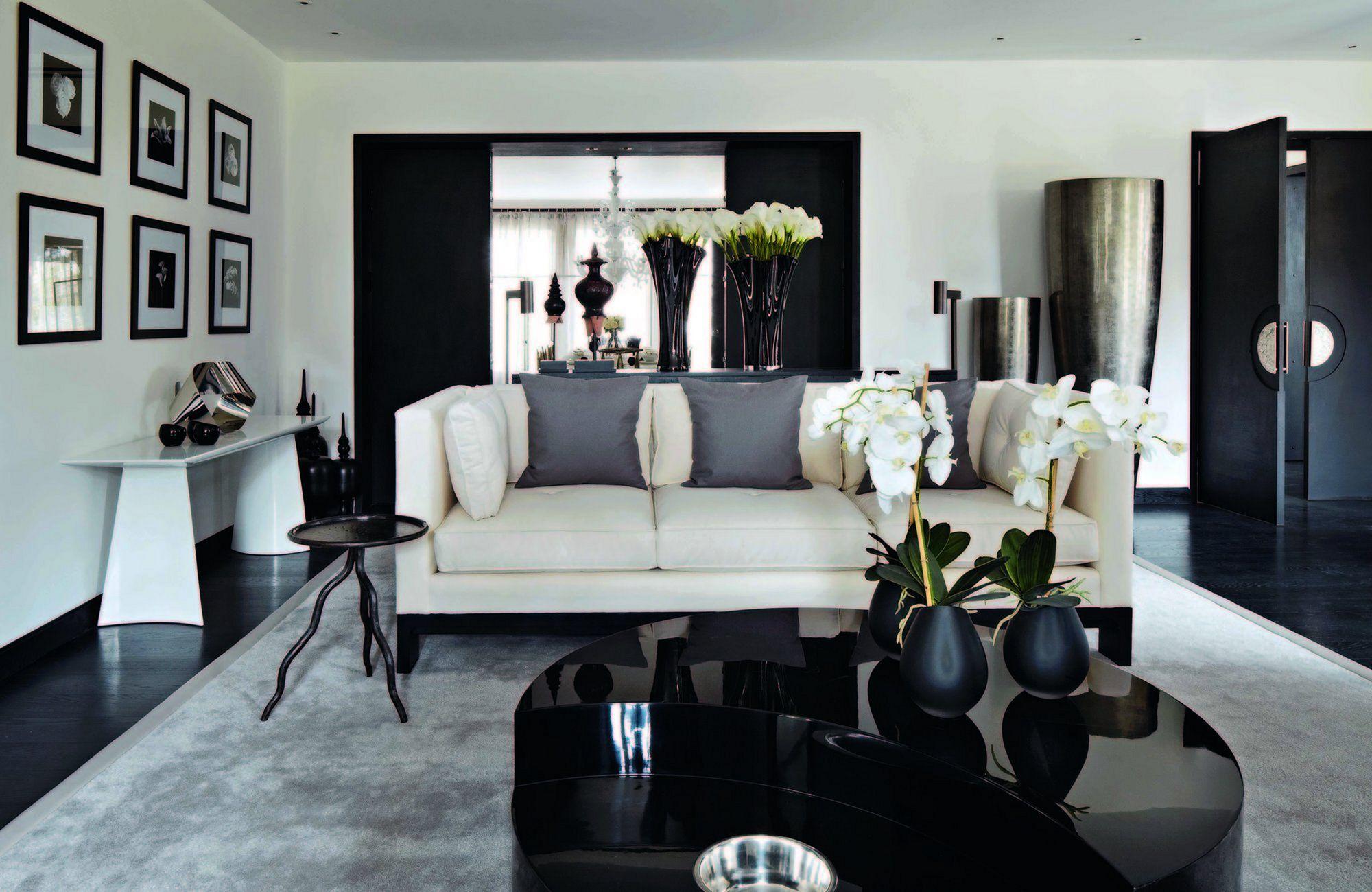 Cool Black Home Decoration Ideas