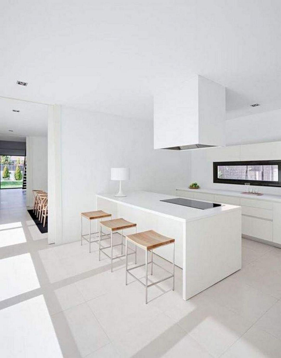 White Kitchen Interior Ideas