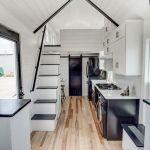 Monochrome Tiny House