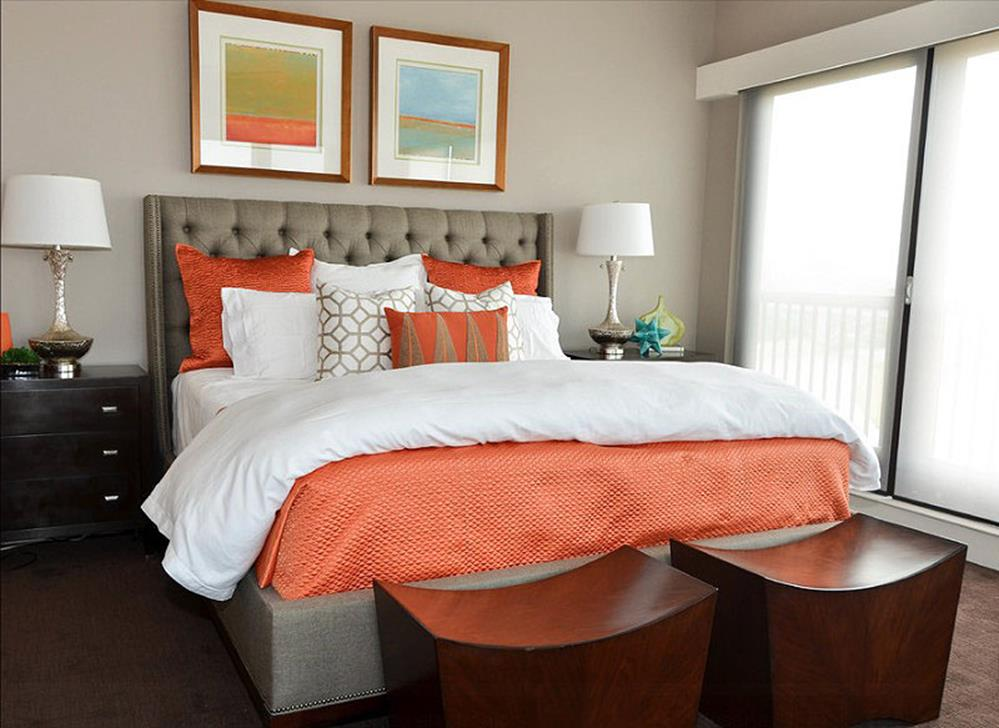 Bed Linen Decorating Ideas 11