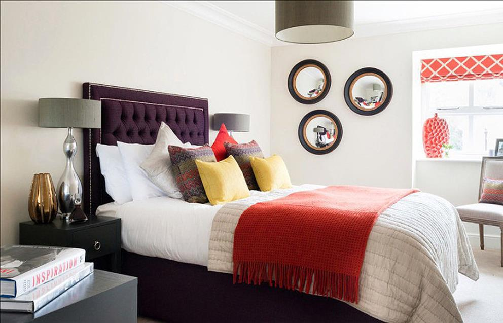 Bed Linen Decorating Ideas 12