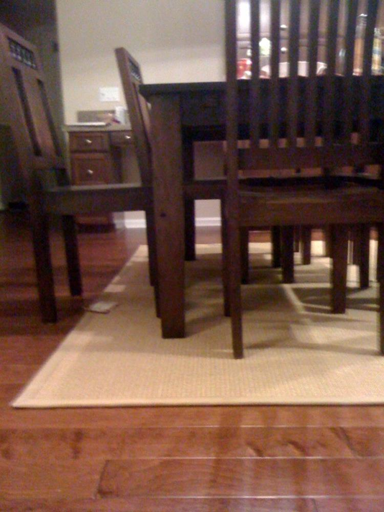 Best Cheap Rugs for Under Kitchen Table 2