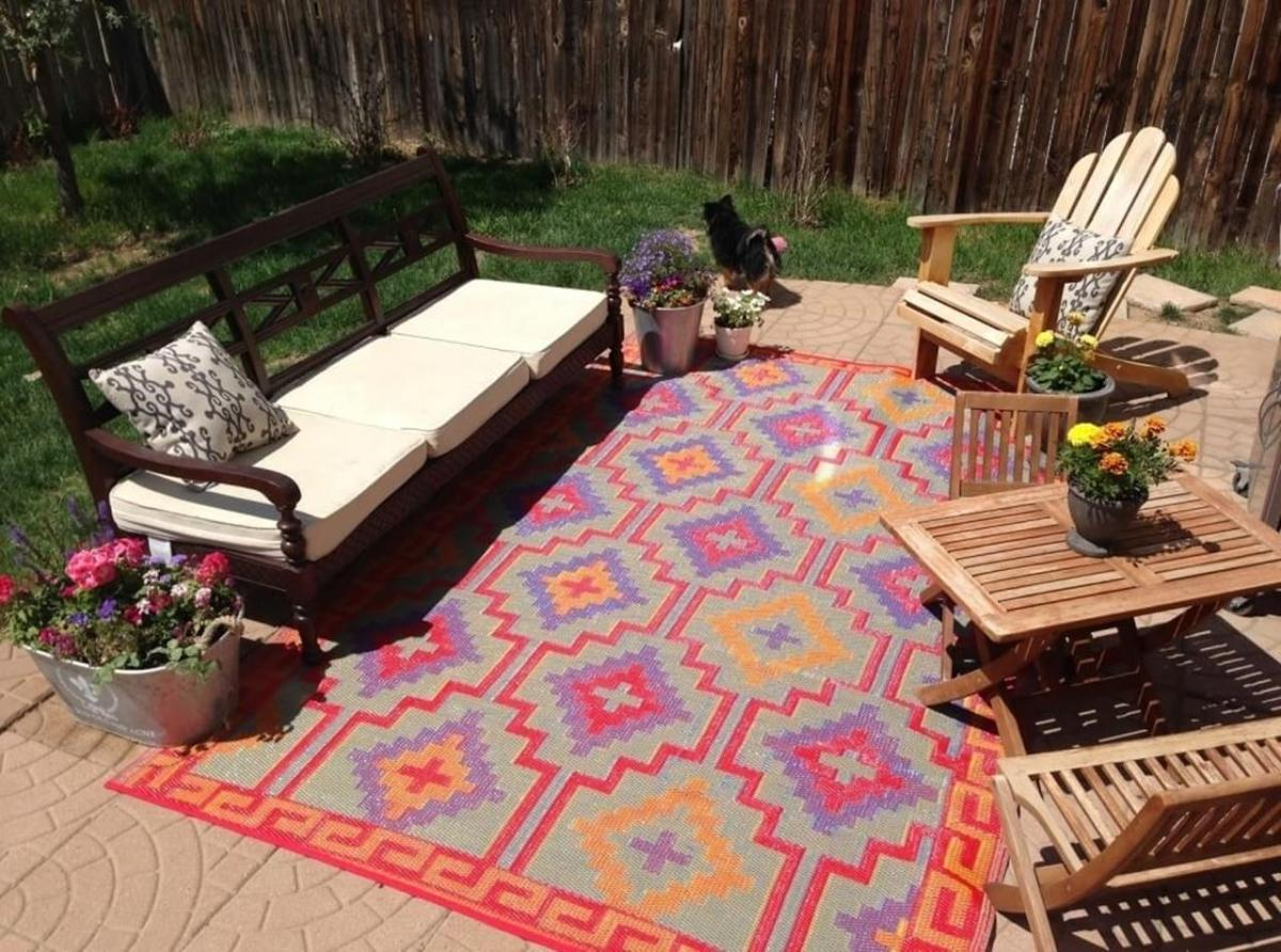 Cheap Outdoor Rugs Ideas 18