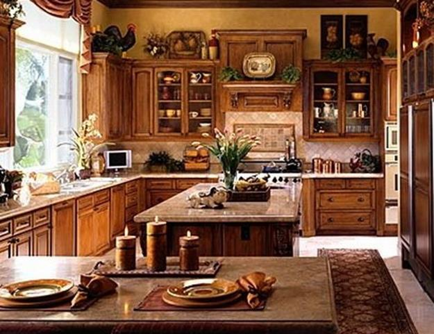 Country Kitchen Accessories and Decor Ideas 14
