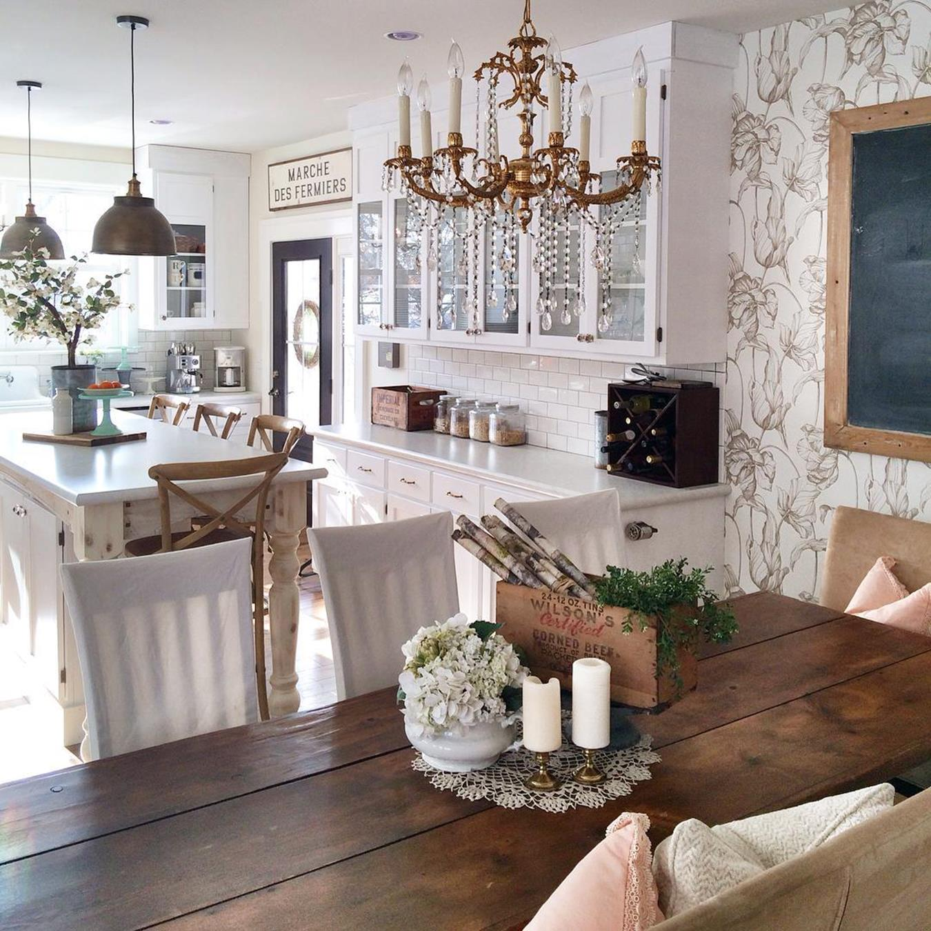 Country Kitchen Accessories and Decor Ideas 24