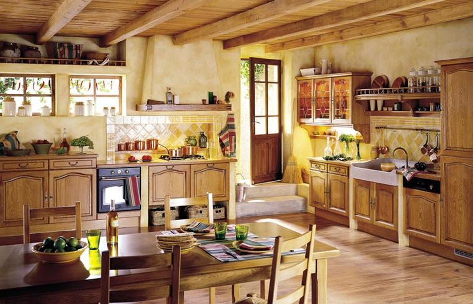 Country Kitchen Accessories and Decor Ideas 26