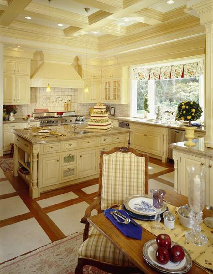 Country Kitchen Accessories and Decor Ideas 34