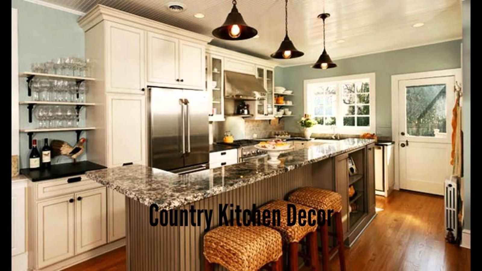 Country Kitchen Accessories and Decor Ideas 35