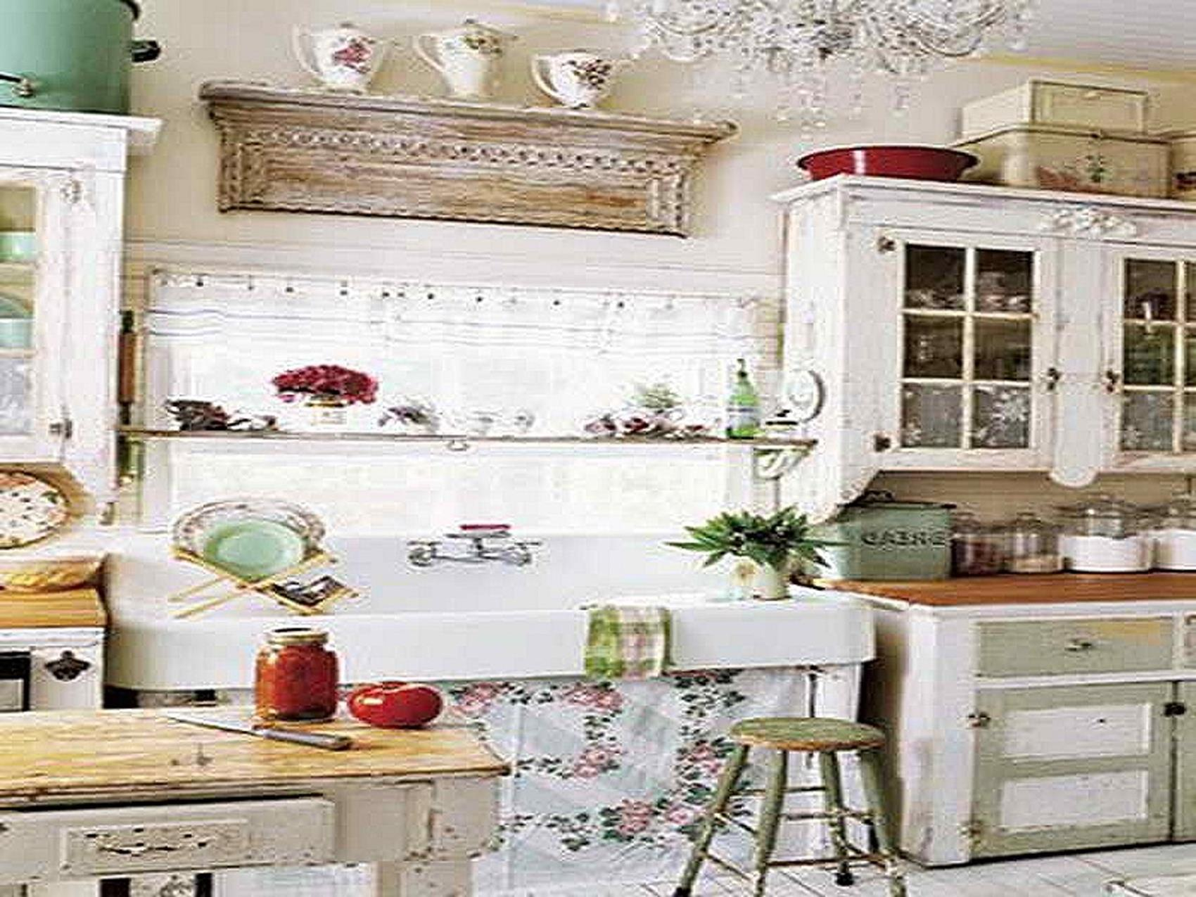 Country Kitchen Accessories and Decor Ideas 39