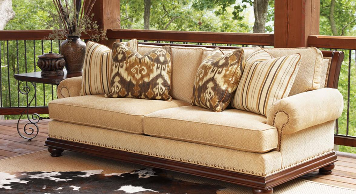Country Style Living Room Furniture Ideas 18