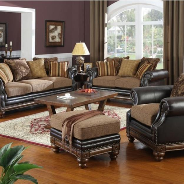 Country Style Living Room Furniture Ideas 26