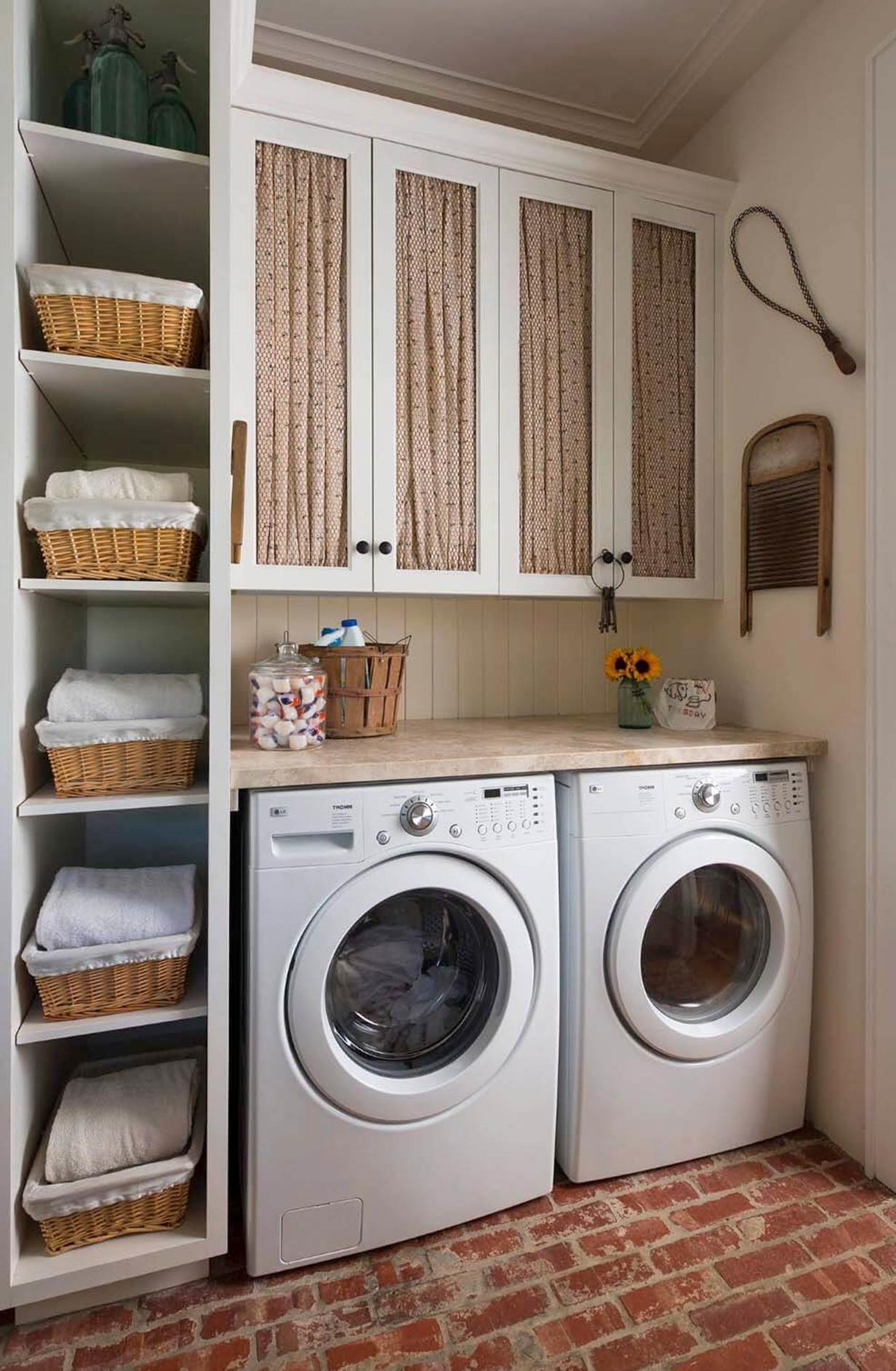 Small Laundry Room Design Ideas 1