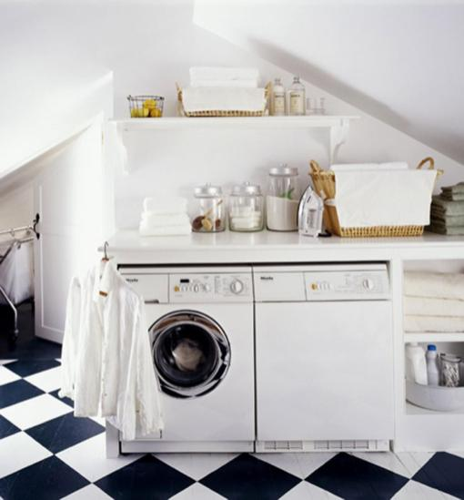 Small Laundry Room Design Ideas 12