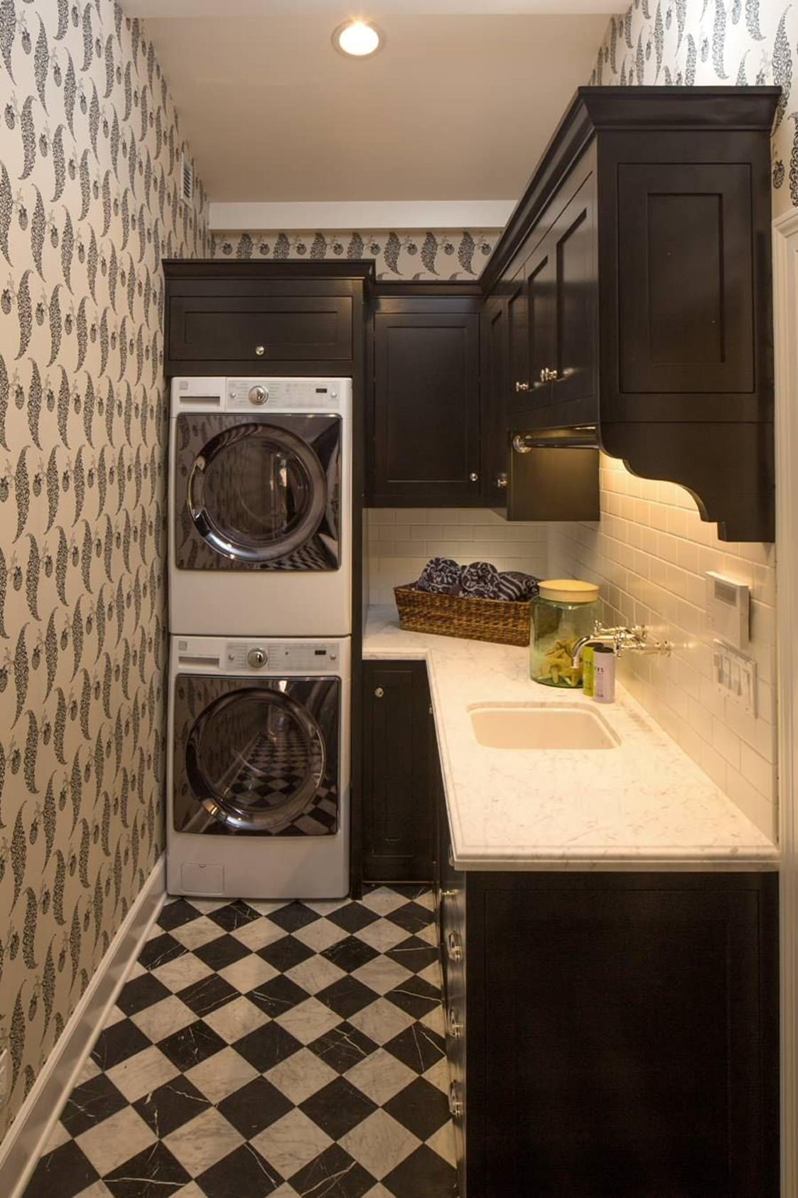 Small Laundry Room Design Ideas 9